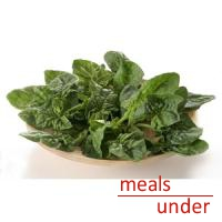 Spinach side dish